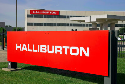 <center><b>Halliburton - Brasil</b></center>